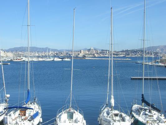 Ausblick, Frankreich, Iles du Frioul, Marseille, Provence