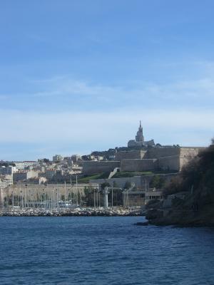 Ausblick, Frankreich, Marseille, Provence