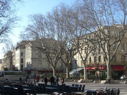 Avignon, Frankreich, Provence