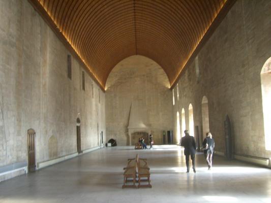 Avignon, Frankreich, Palais, Provence