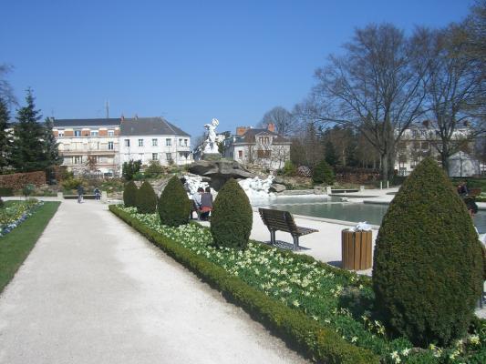 Frankreich, Loiret, Orléans