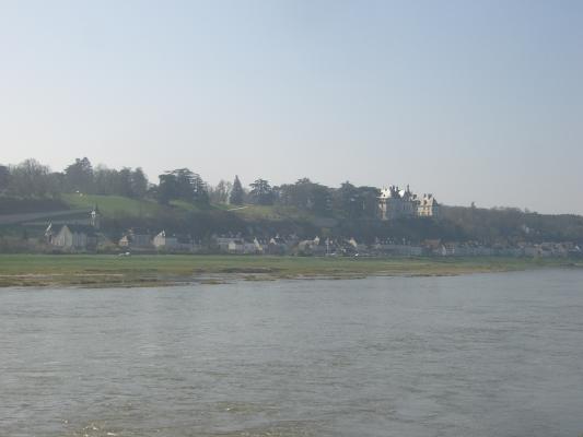 Chaumont-sur-Loire, Frankreich, Loir-et-Cher