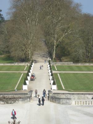 Chenonceaux, Frankreich, Indre-et-Loire, Schloss