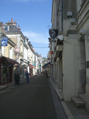 Amboise, Frankreich, Indre-et-Loire