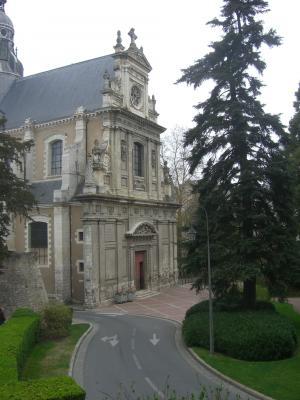 Blois, Frankreich, Kirche, Loir-et-Cher