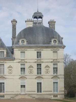 Cheverny, Frankreich, Loir-et-Cher, Schloss