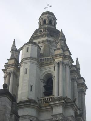 Blois, Frankreich, Kathedrale, Loir-et-Cher