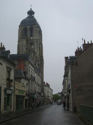 Frankreich, Indre-et-Loire, Tours, Turm