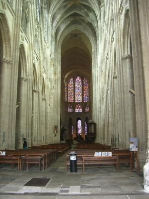 Frankreich, Indre-et-Loire, Kathedrale, Tours