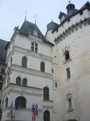 Frankreich, Indre-et-Loire, Loches, Rathaus
