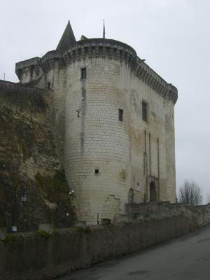 Frankreich, Indre-et-Loire, Loches, Tor