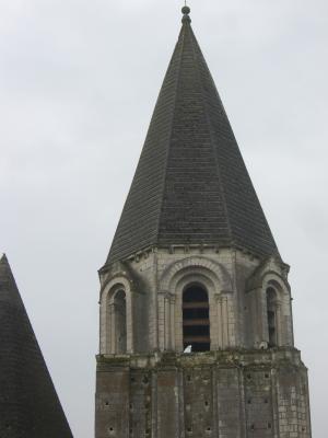 Frankreich, Indre-et-Loire, Kirche, Loches