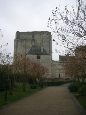 Donjon, Frankreich, Indre-et-Loire, Loches