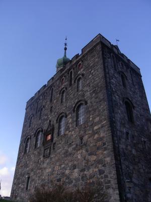 Bergen, Festung, Norwegen