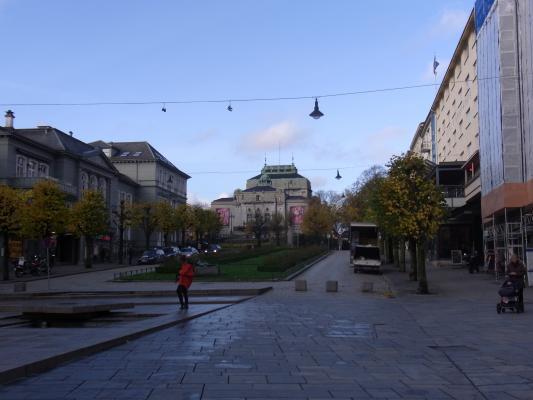Bergen, Norwegen, Theater