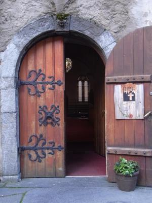 Bergen, Kirche, Norwegen