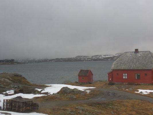 Norwegen, Oslo-Bergen