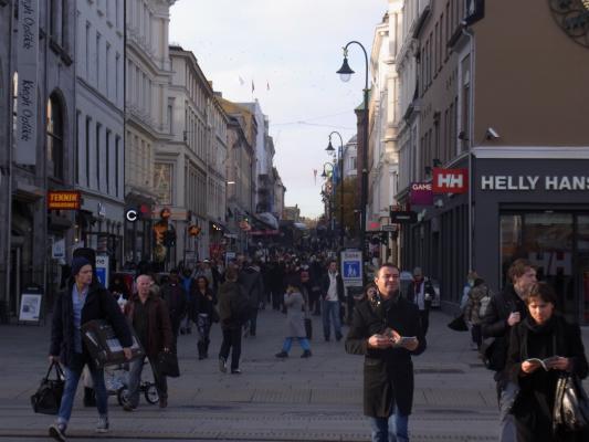 Norwegen, Oslo