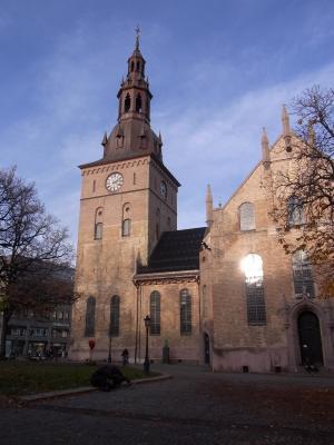 Kirche, Norwegen, Oslo