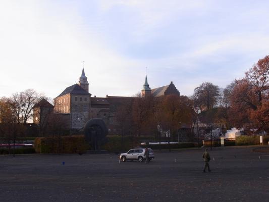 Festung, Norwegen, Oslo