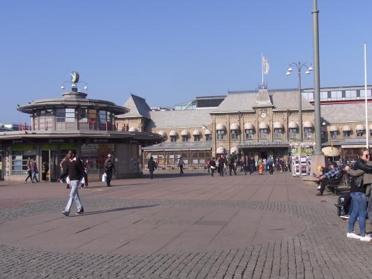 Bahnhof, Göteborg, Schweden, Västergötland