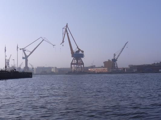 Göteborg, Hafen, Schweden, Västergötland