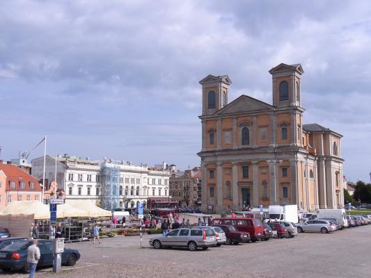 Blekinge, Karlskrona, Kirche, Schweden