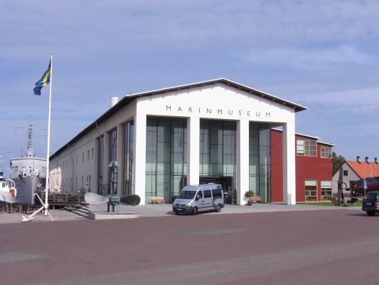 Blekinge, Karlskrona, Museum, Schweden, Sturmholmen