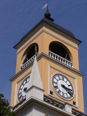 Blekinge, Karlskrona, Schweden, Turm