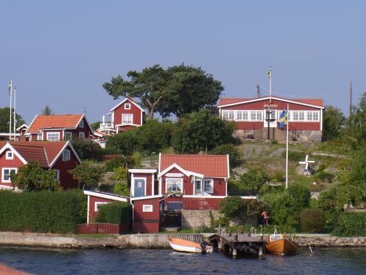 Blekinge, Karlskrona, Schweden