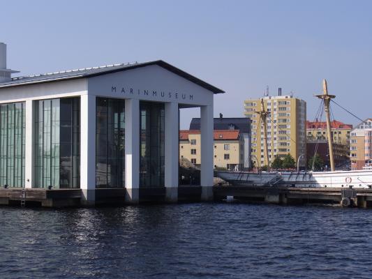 Blekinge, Karlskrona, Museum, Schweden