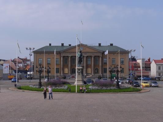 Blekinge, Karlskrona, Rathaus, Schweden