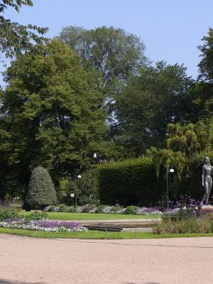 Blekinge, Karlskrona, Park, Schweden