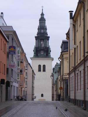 Kirche, Linköping, Schweden, Östergötland