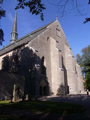 Kirche, Schweden, Vadstena, Östergötland