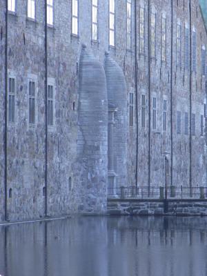 Schloss, Schweden, Vadstena, Östergötland