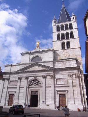 Annecy, Frankreich, Kirche, Rhône-Alpes