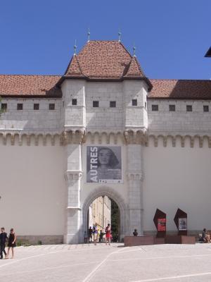 Annecy, Frankreich, Museum, Rhône-Alpes, Schloss