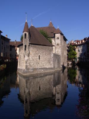 Annecy, Frankreich, Gefängnis, Rhône-Alpes