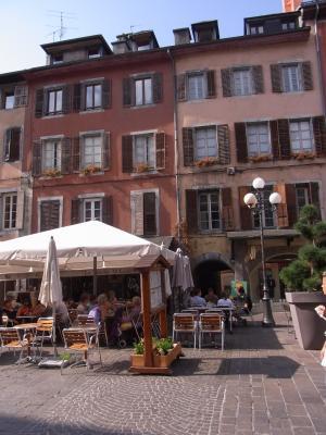 Chambery, Frankreich, Rhône-Alpes