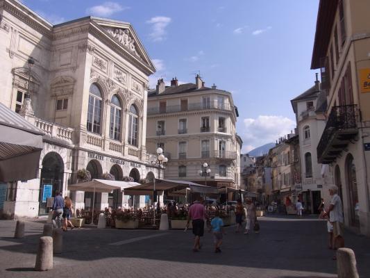 Chambery, Frankreich, Rhône-Alpes, Theater
