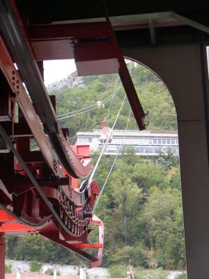 Bergbahn, Frankreich, Grenoble, Rhône-Alpes