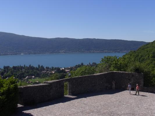 Ausblick, Frankreich, Lac d