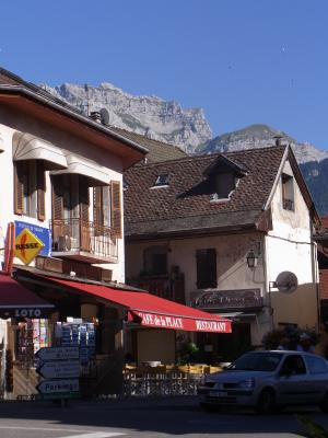 Frankreich, Menthon St. Bernard, Rhône-Alpes