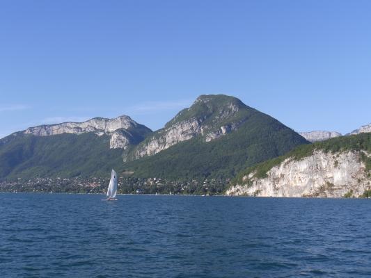 Frankreich, Lac d