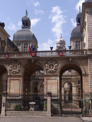 Frankreich, Lyon, Rathaus, Rhône-Alpes