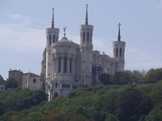 Frankreich, Kathedrale, Lyon, Rhône-Alpes
