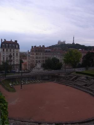 Amphitheater, Frankreich, Lyon, Rhône-Alpes