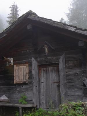 Alpen, Gartltal, Hütte, Schobergruppe, Österreich