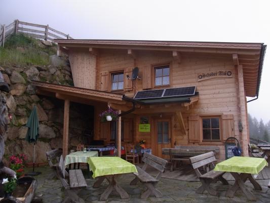 Alpen, Hütte, Schoberalm, Schobergruppe, Österreich
